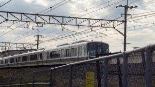 JR西日本221系快速